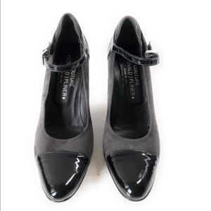 Donald J Pliner Black Pump Heel 8.5US